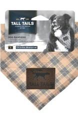 Tall Tails Bandana Tan Small