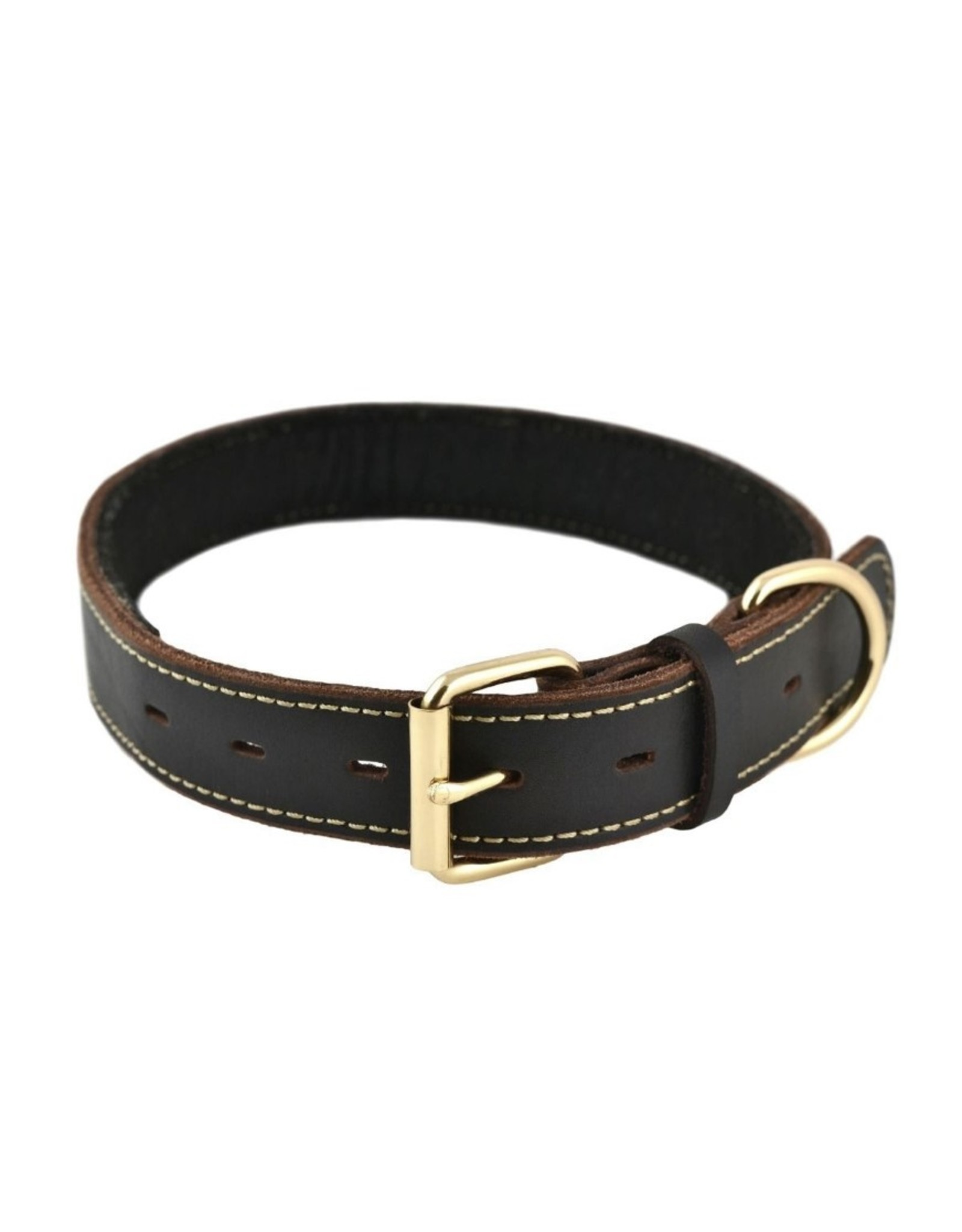 Tall Tails Leather Collar Large