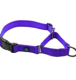 Max & Neo Nylon Martingale- Lg Purple