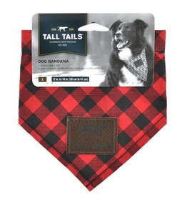 Tall Tails Bandana Red Small