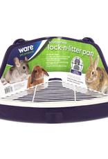 Ware Lock N Litter Pan