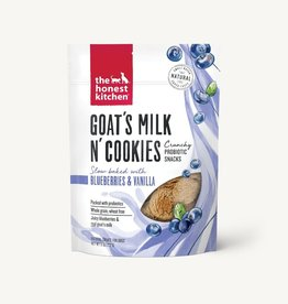 Honest Kitchen Goat's Milk Cookies Blueberry 8oz