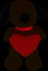 Peanuts Snoopy Valentine Plush Toy
