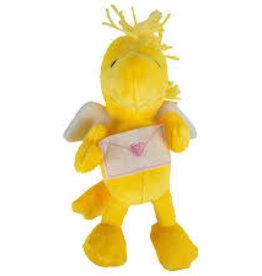 Peanuts Woodstock Valentine Plush Toy