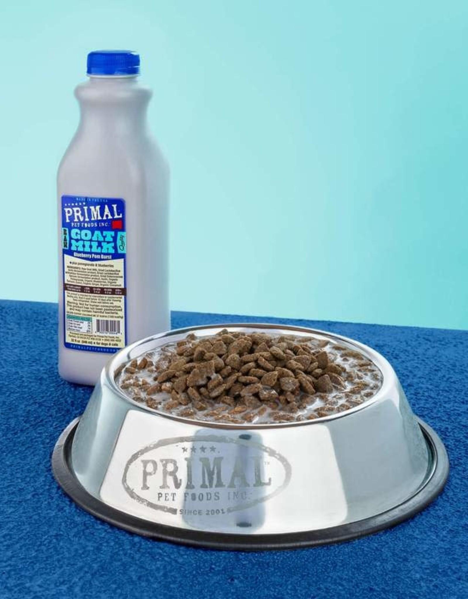 Primal Goats Milk- Blueberry