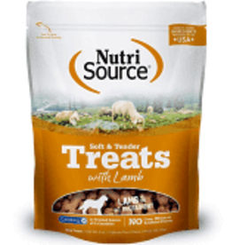 NutriSource Soft Lamb Treat 6oz