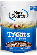 NutriSource Soft Chicken Treat 6oz