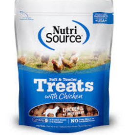 NutriSource Soft Chicken Treat 6oz