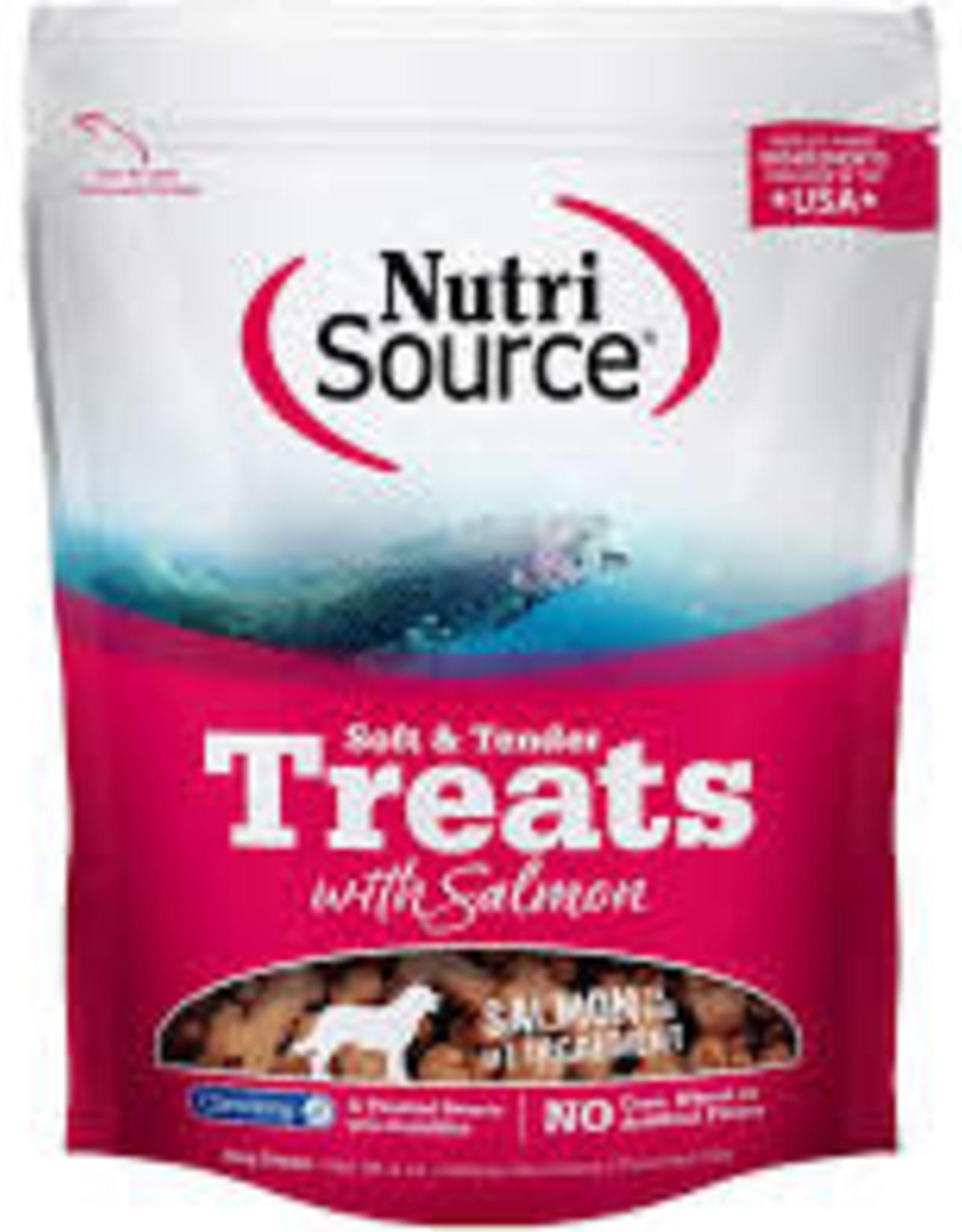 NutriSource Soft Salmon Treat 6oz