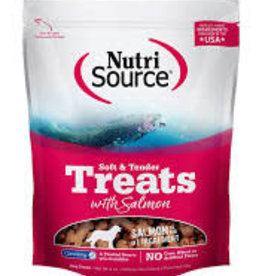 NutriSource Soft Salmon Treat 6oz