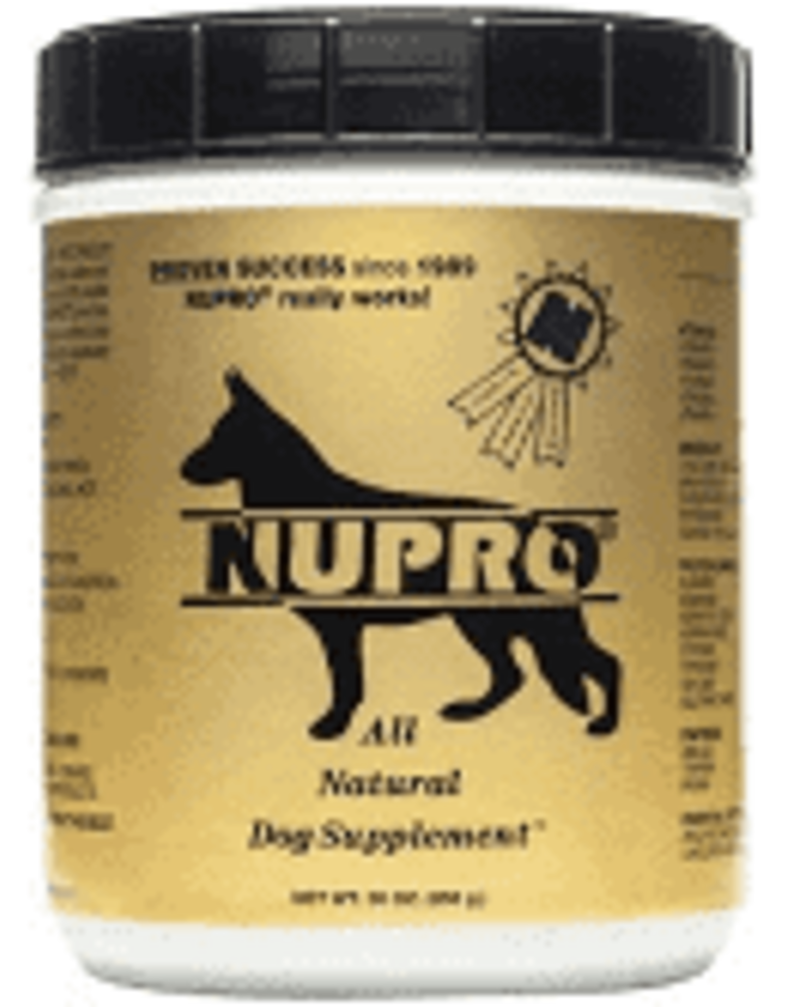 Nupro All Natural Dog Supplement-Joint Support- 5lb- Gold