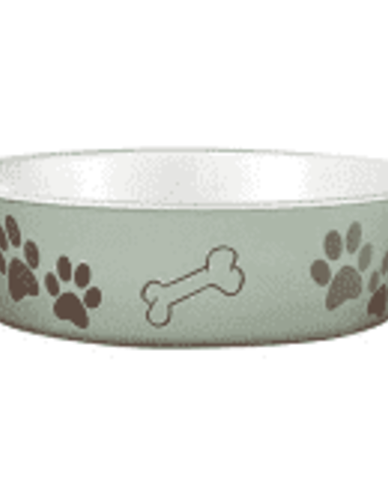 Loving pets Bella Bowl- Artichoke Small