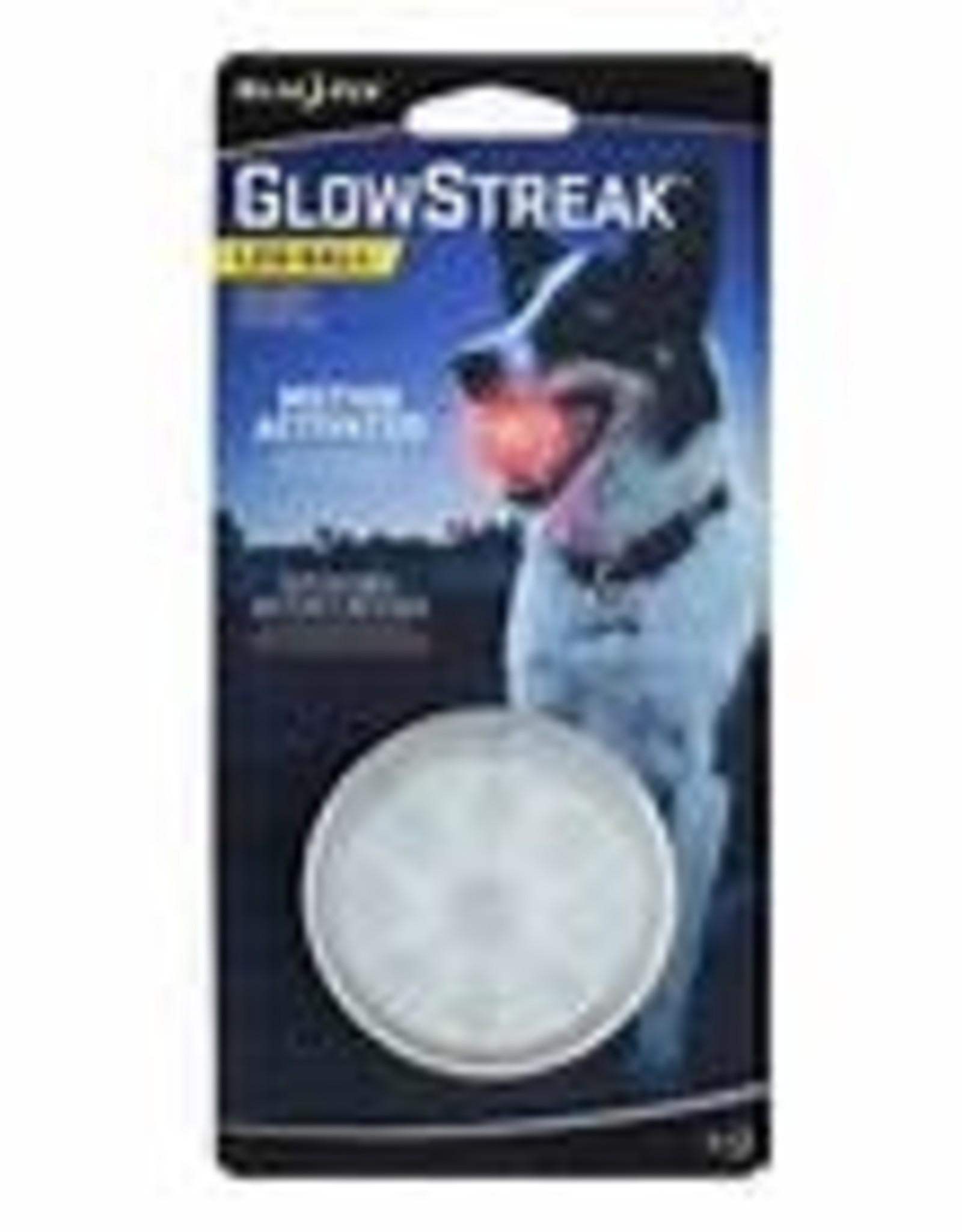 NiteIze GlowStreak LED Ball Red