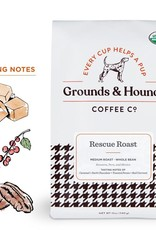 Grounds & Hounds Ground Coffee - Rescue Roast