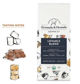 Grounds & Hounds Loveable Blend - Ground