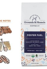 Grounds & Hounds Whole Bean Coffee - Foster Fuel