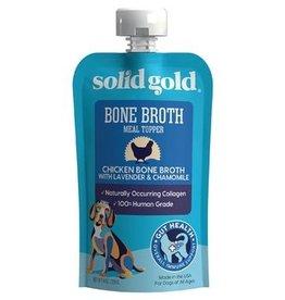 Solid Gold Chicken Bone Broth