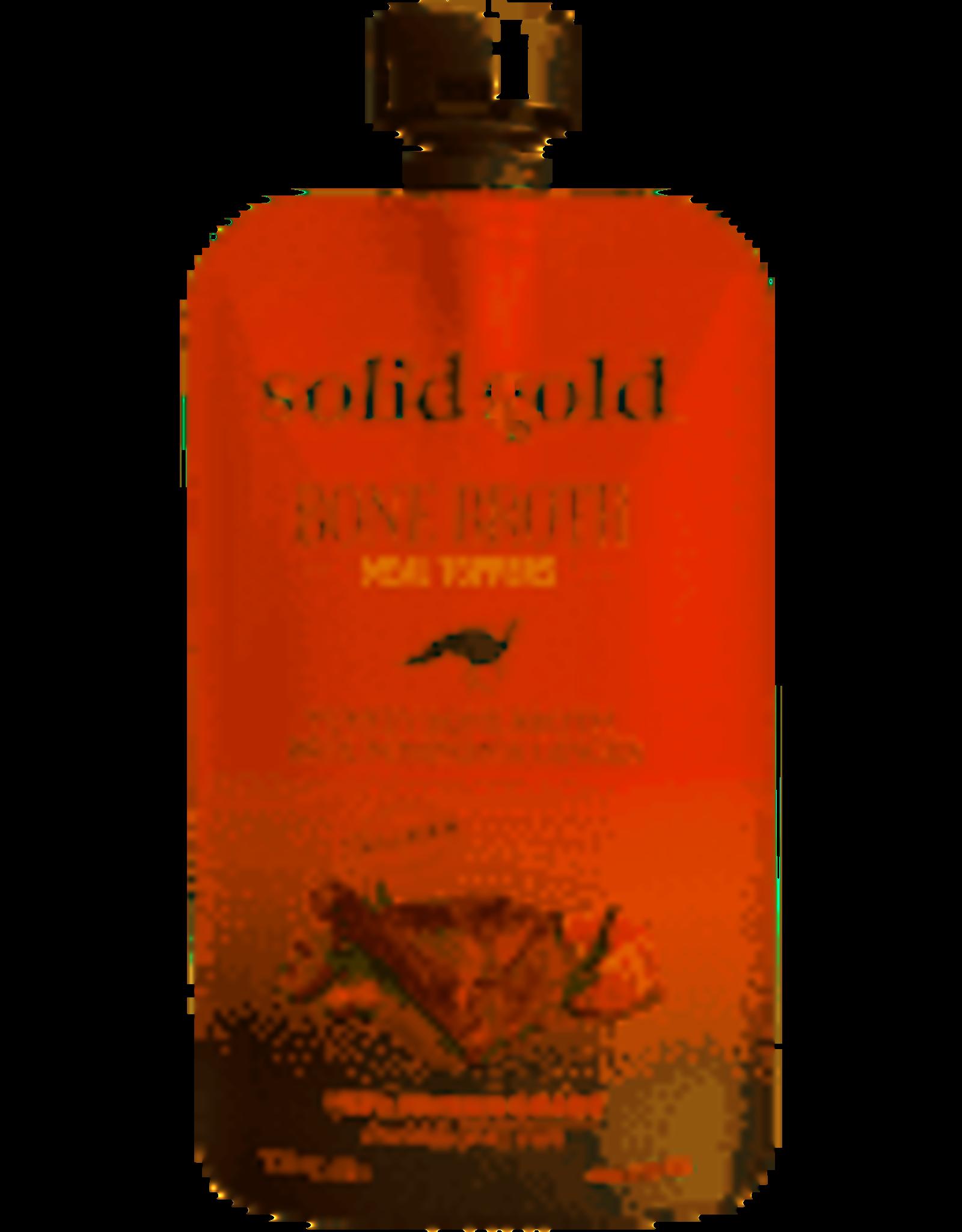 Solid Gold Turkey Bone Broth 8 oz