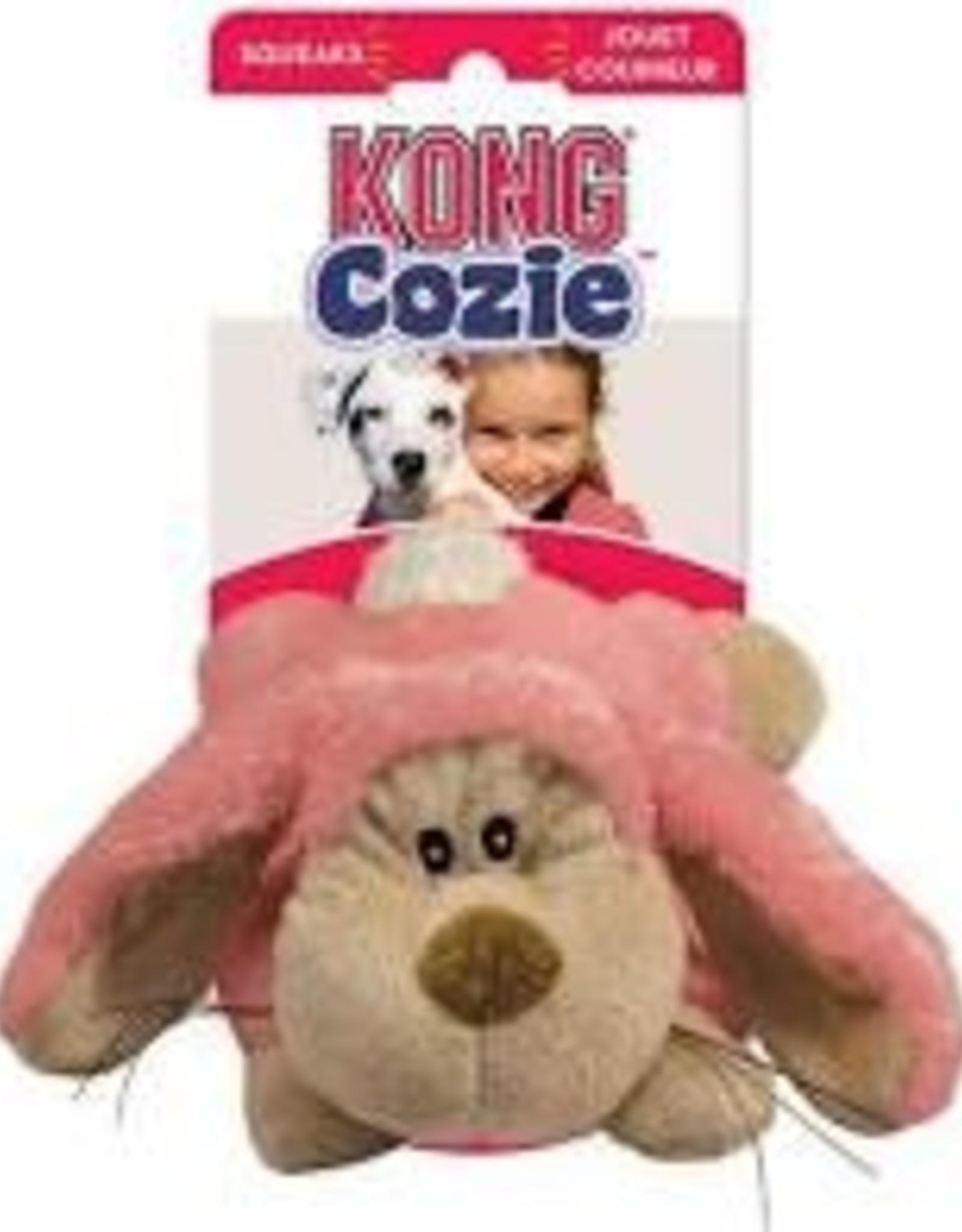 Kong Cozie Floppy Rabbit