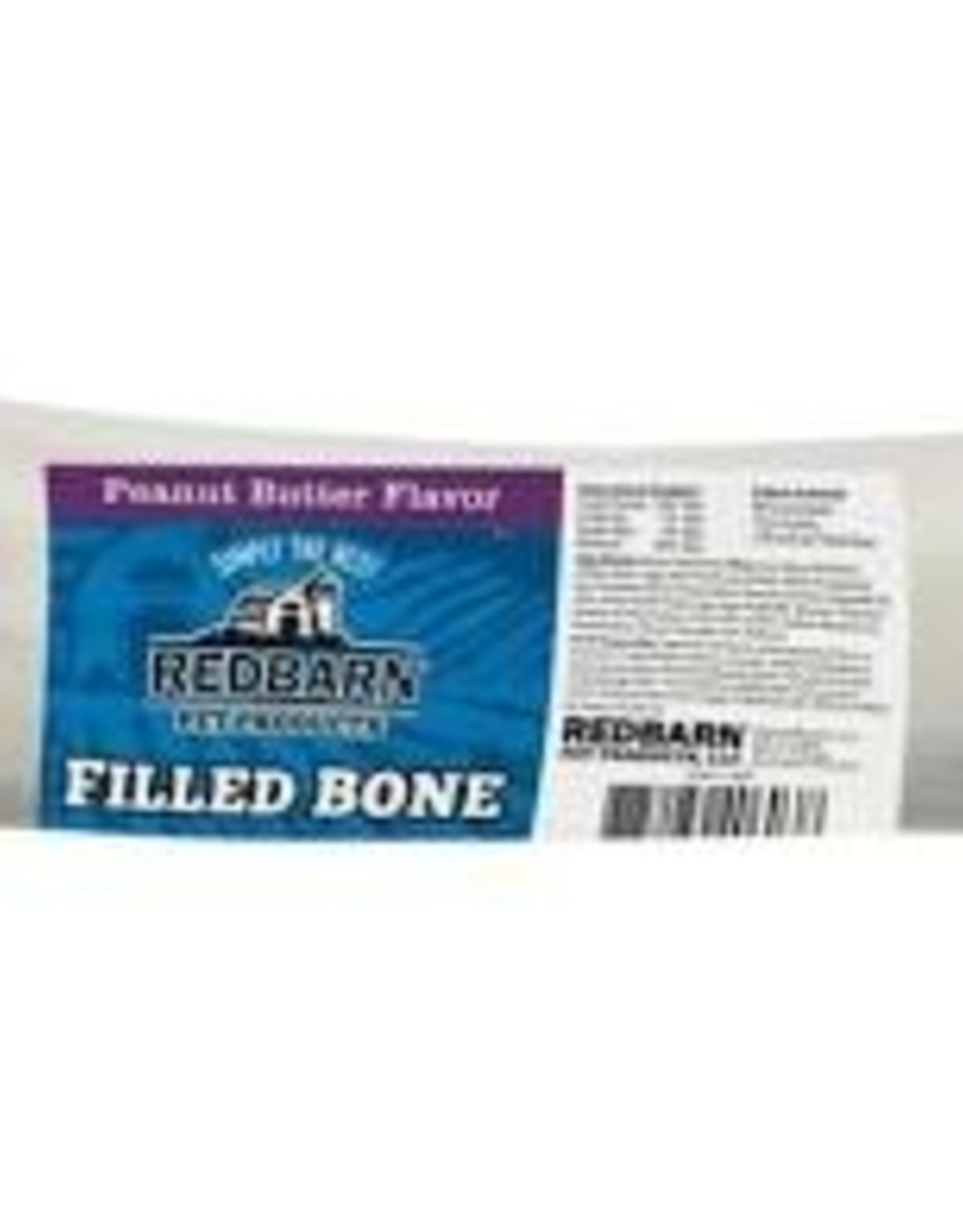 Redbarn PB filled bone 6 inch
