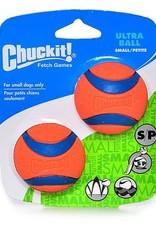 Chuck It Ultra Ball Sm 2pk