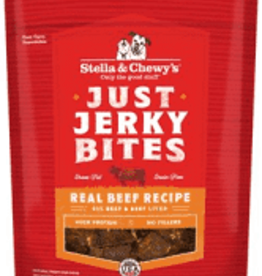 Stella & Chewys Just Jerky Bites: Beef 6oz
