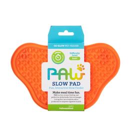 Pet Dream House PAW Lick Pad - Orange