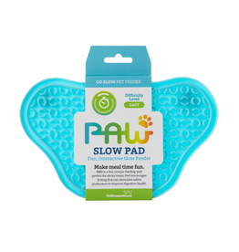 Pet Dream House PAW Lick Pad - Blue