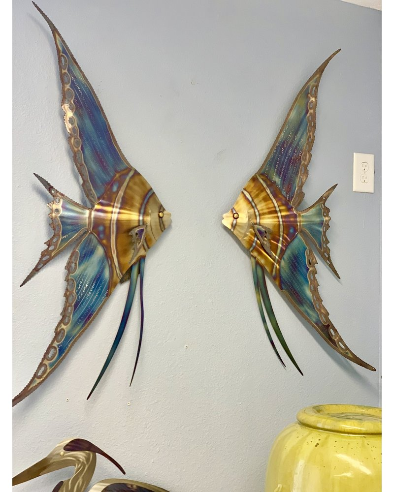 ANGELFISH (FACE RIGHT)
