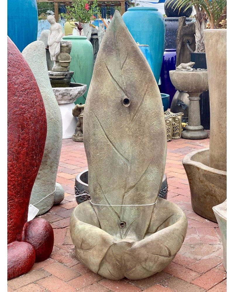 Tall Leaf Fountain RF