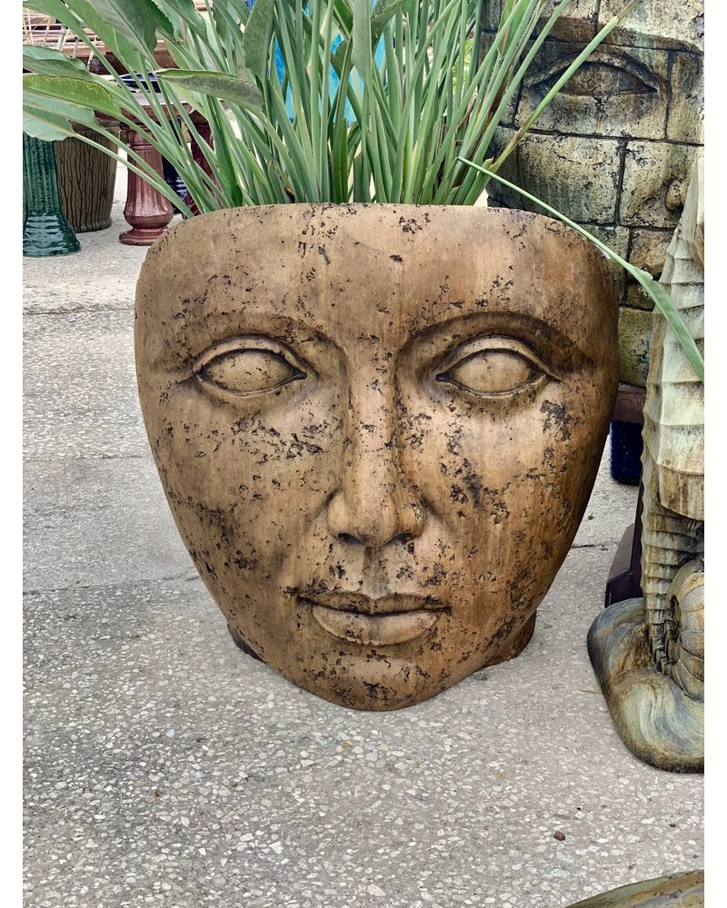 GIANT PORTRAIT OF MOTHER NATURE