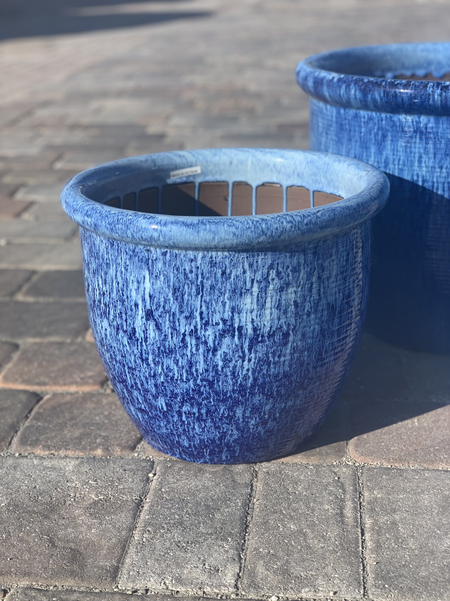 Premium Low Lined Planter Sm Potteryscapes