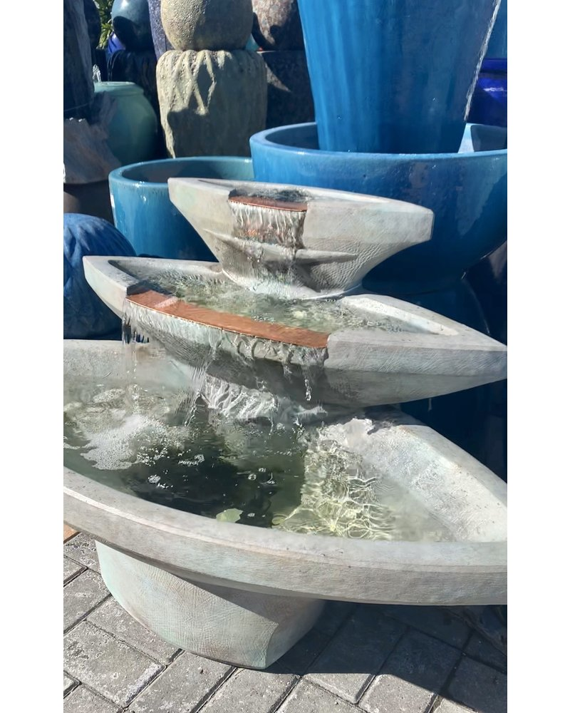 Canoe Fountain