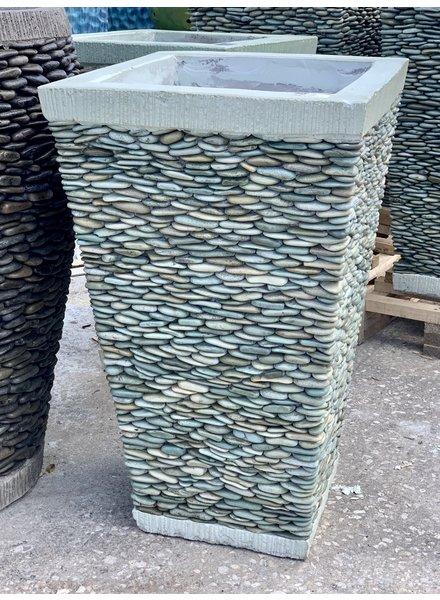 Pebble  Square Medium Jade