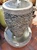 Pebble Tall Jar Fountain Small N