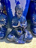 Zen Buddha Statue Small Cob