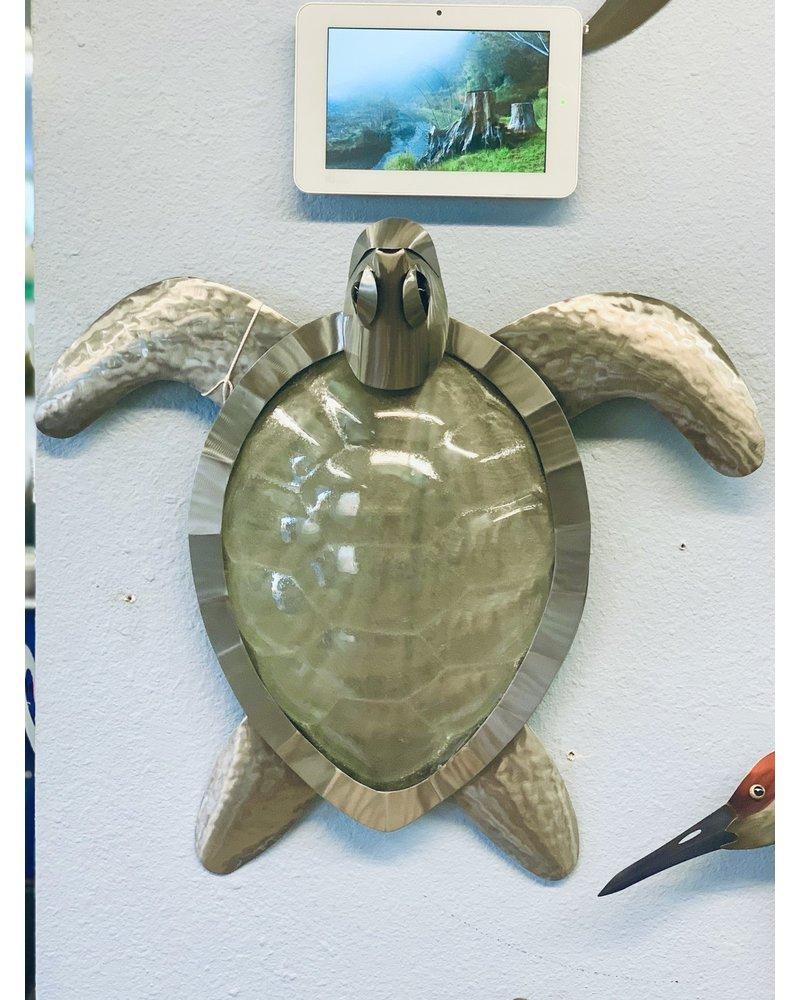 Sea Turtle Medium Glass