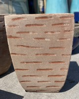 Terracotta Etched Milan Square SM
