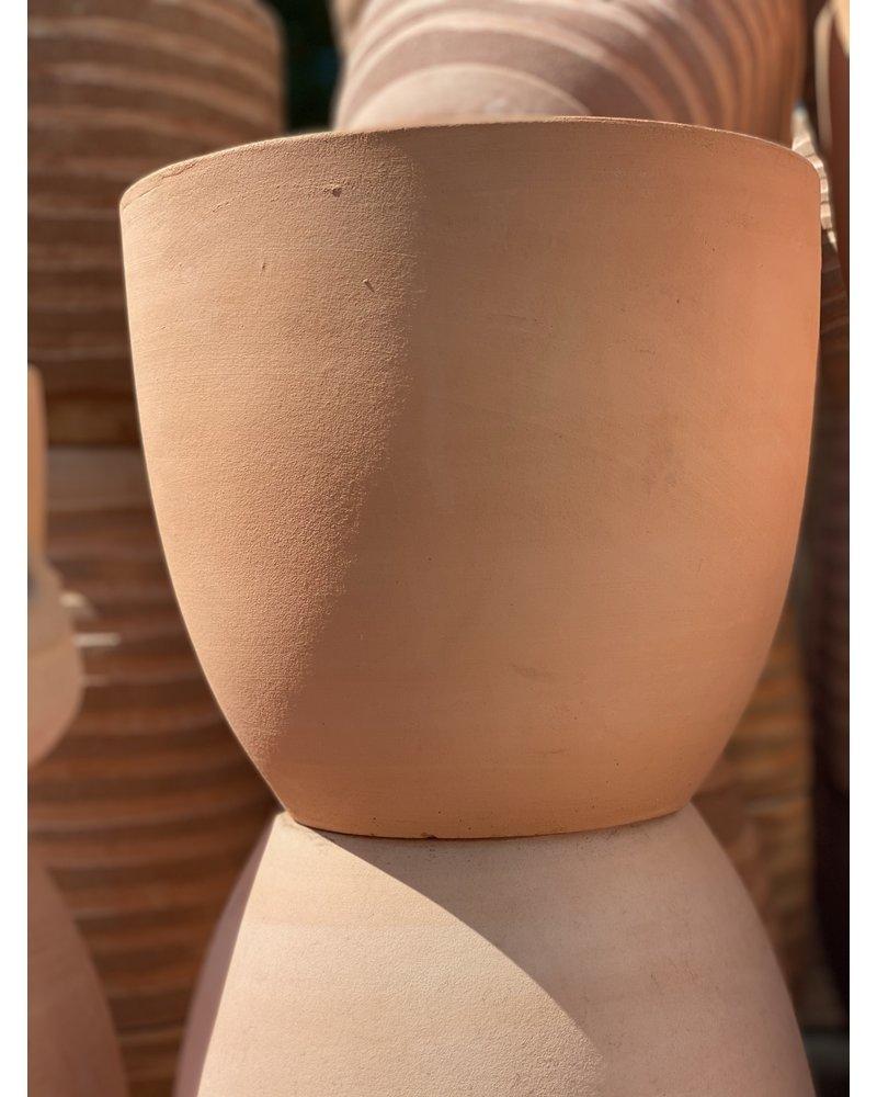 Terracotta Egg Planter Medium