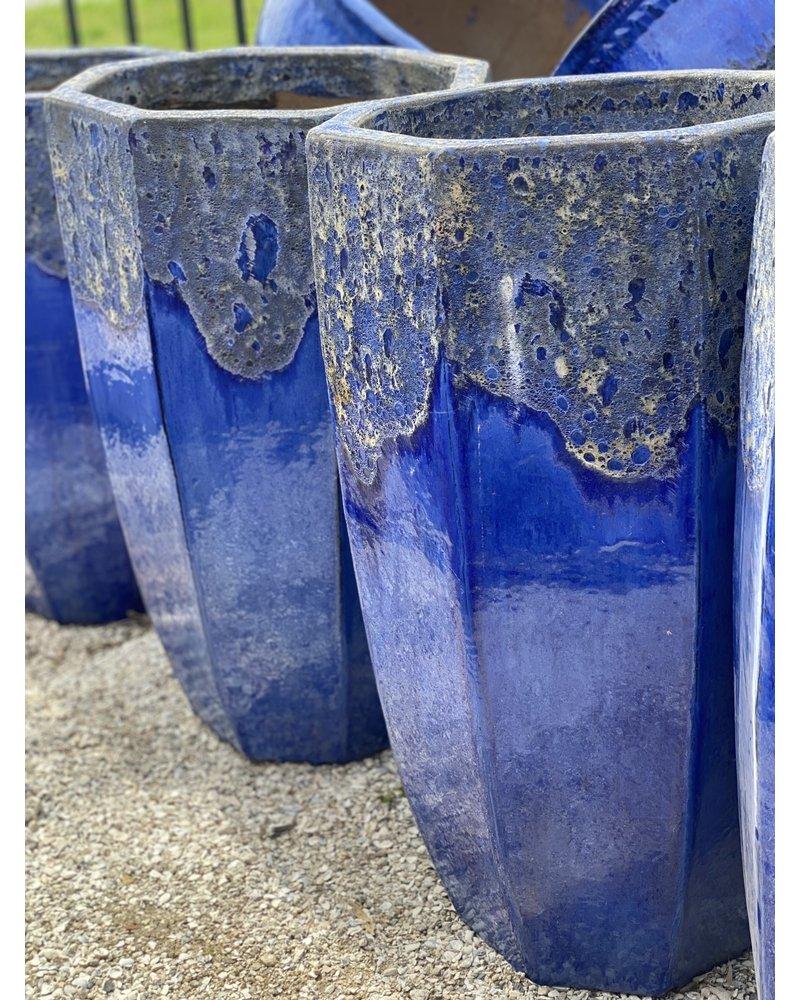 Premium Lava Octagon Planter Large BBC