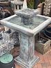 Pedestal Waterfall Fountain BP