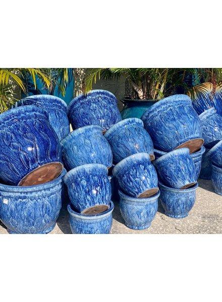 Premium Palmetto Swirl Planter Small FB