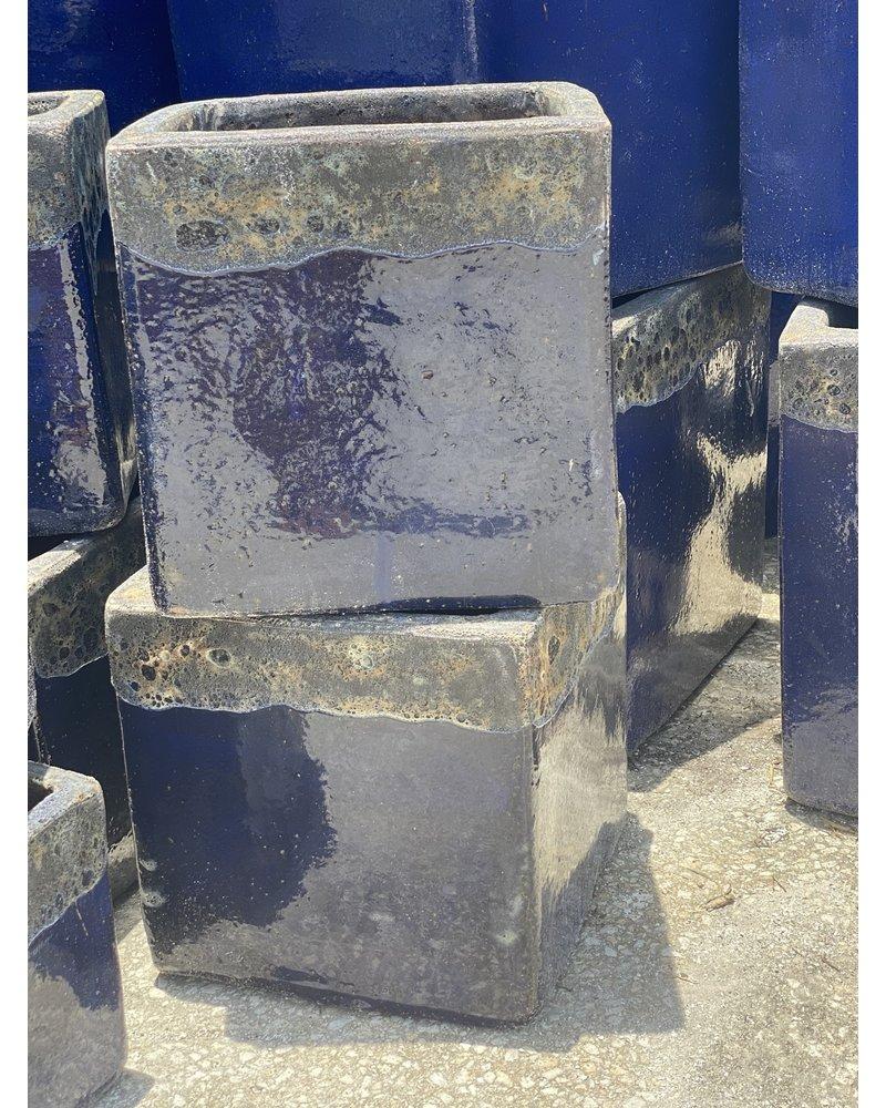 Lava Istanbul Cube Large Lava Cobalt