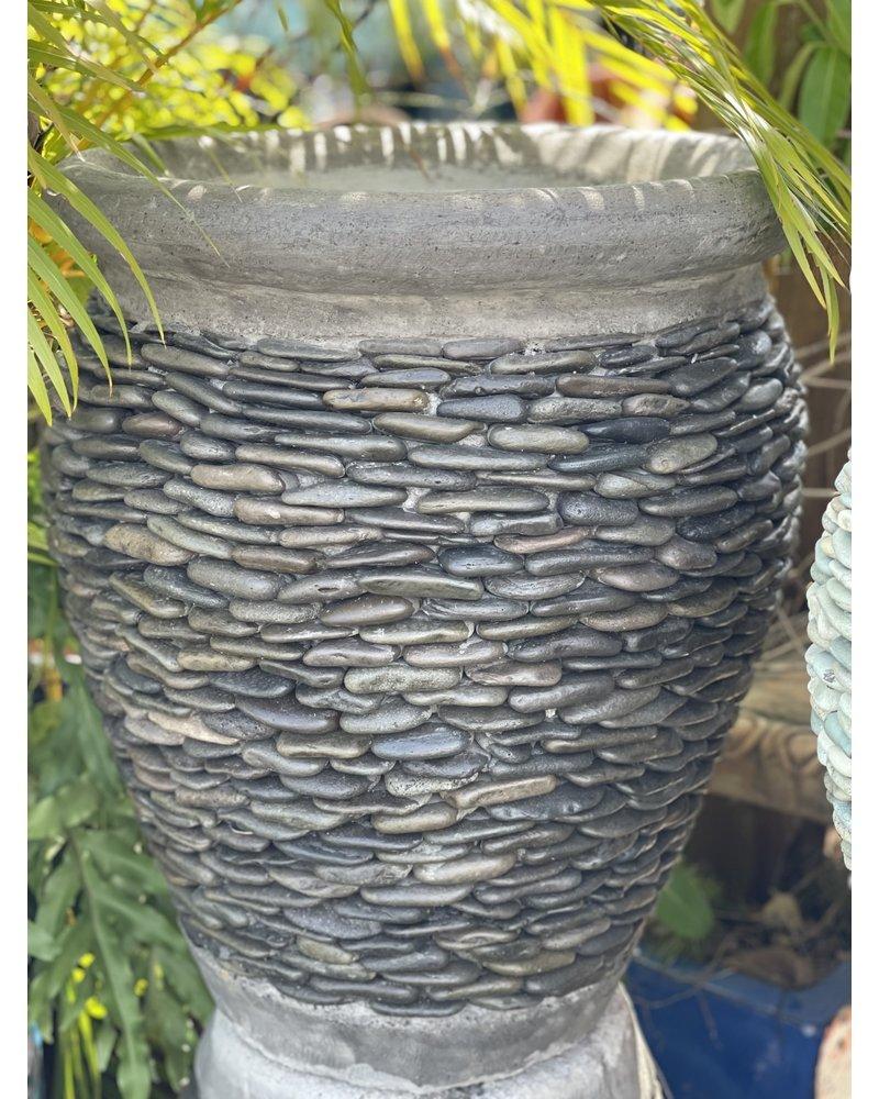 Pebble Rim Planter N