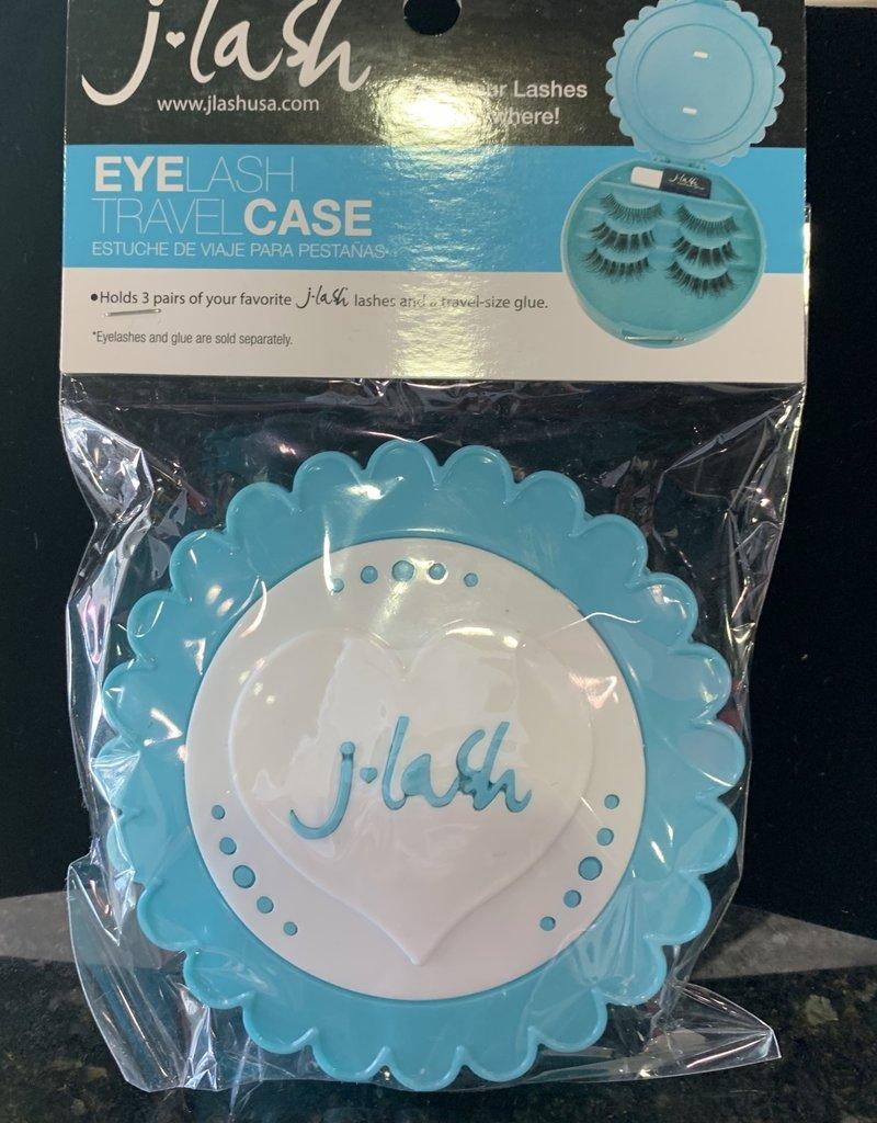 J.Lash Eyelash Travel Case Turquoise Pack