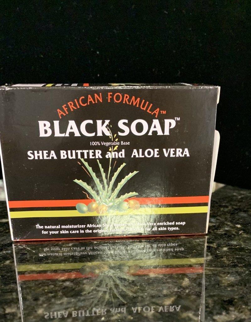 African Formula Black Soap