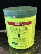 ORS Olive oil creme relaxer extra strength 18.75oz