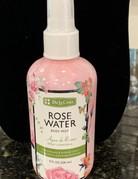Rose Water Spray 8oz