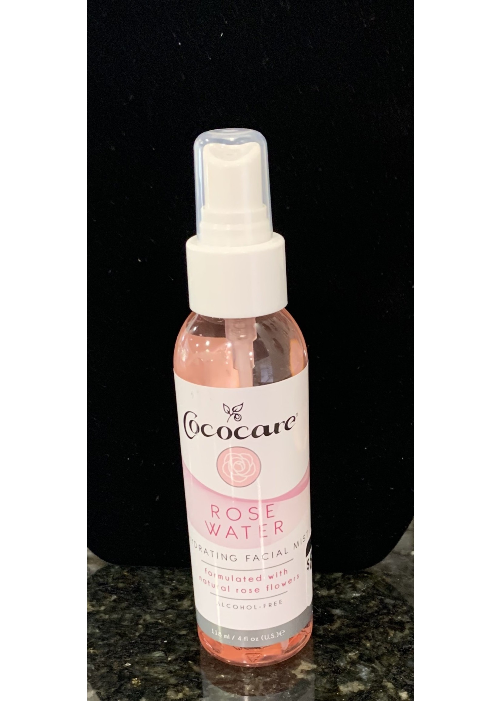 Coccolare rose water hydrating facial mist