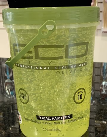 Eco Eco Styling Gel Green 5lb